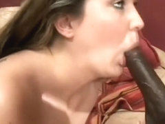 Leah Stevenson enjoys every moment of this nasty anal reaming