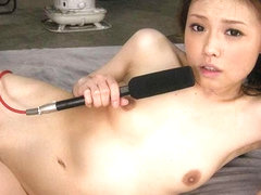 A Sweet Reporter, Aiko Hirose Got Gangbanged After Work - AsiansBondage