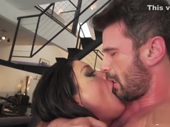 Manuel Ferrara fucks Kissa Sins with oil INTENSE