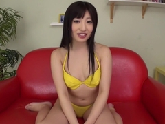 Hottest Japanese chick Arisa Nakano in Fabulous JAV uncensored Lingerie scene