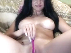 Cute Shy Teen Webcam Masturbation