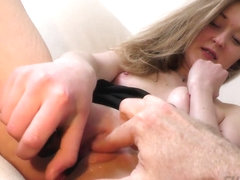 Teen Jete Attempting Big Black Dildo Then Smaller And My Helping Hand - EuroCoeds