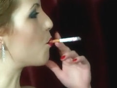 Katrina Von Bad smoking 01
