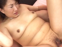 Nanako Shimada Hot Asian gangbang