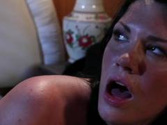 Hottest pornstar Andy San Dimas in Exotic Facial, Brunette xxx movie
