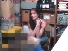 ShopLyfter - Shoplifter Caught and Cocked