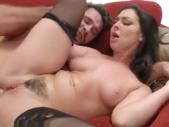 BANG Gonzo: Brittany Shae Gets Asshole Stuffed And Pussy Licked