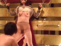 Unbelievable Japanese chick in Wild BDSM JAV clip only for you