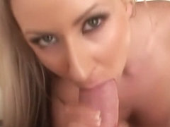 Carolyn Reese Wife Intense Blowjob