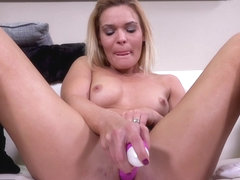 Blaten Lee flashes her pussy in public before getting fucked