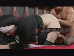 Full length fuck film with wicked nuns