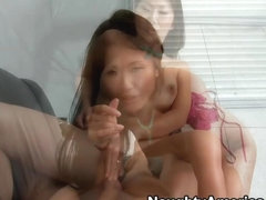Beti Hana & Chris Charming in House Wife 1 on 1