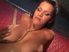 Angelina Castro - Cocktail Confessions (MMA Cage Fucking)