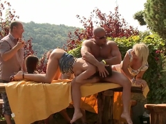 Outdoor sex fun and porn games episode 2