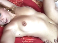 Bigtitted Dutch Hooker In Euro Trio Sucking