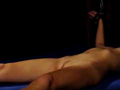 Euro Chick Assfucked In Bdsm Action