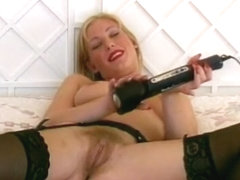 One girl having sex with two guys