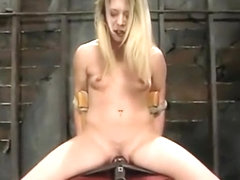 Basement Girls Part 2 (Bound & Vibrated)