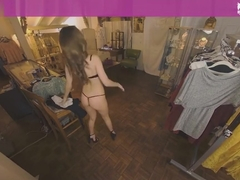 Vrbangers.com-babe Is Getting Pounded At The Clothes Store