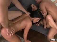 Renato, Choky Ice, Bettina Dicapri, Adele Sunshine in Anal cravers Video