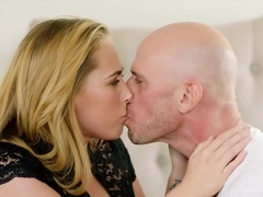 Carter Cruise gets multiple orgasms while her boss keeps fucking her
