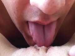 Close Up Female Pov Pussy Licking Real Orgasm