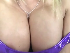 Cali Carter crazy for my tits