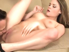 Cowgirl hot fucking with Brianna Brown