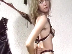 Bondage grils (Hairy armpits and cunts )