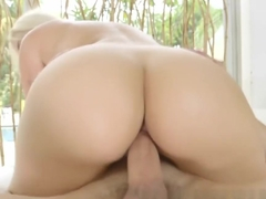 Alix Lovell Rides Big Ass On A Cock