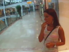 Pulled Amateur Pov Banged In Public Toilette