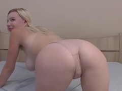 Teen Banged in Live Show