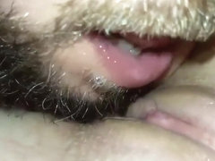 Closeup Pussy Licking and Teasing