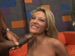 White Beauties In The Hood -  - Dark on White sex
