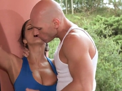 Ava Addams and Johnny Sins have love affair