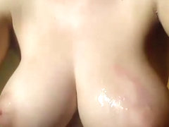 Big Boobs Cartoon Schoolgirl Titfuck With Cumshot