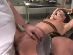 Legs Tied Back And Fucked 4