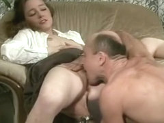 porn sex threesome two milf classic online