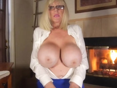 Shelly Burbank - Big Tit Therapy