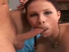 Amateur swingers having sex