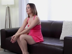 Sexy Mia Scarlett porn audition