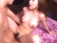 Fabulous Japanese girl Minori Hatsune in Hottest Big Tits JAV clip