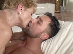 Malya in Granny's Treats - 21Sextreme