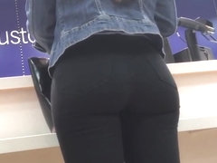 Hot Jeans Azz Blonde