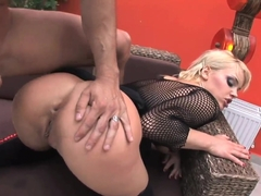 Hardcore Juggs and ass fuck with MILF Britney.