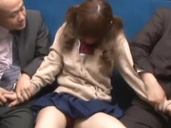 Horny Japanese girl Azusa Itagaki in Exotic Facial, Gangbang JAV video