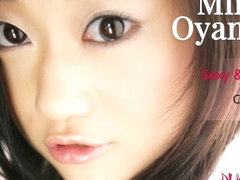 Minako Oyama Has A Dirty Smile On Her Face - Avidolz