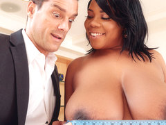 Dominique Marley & Ramon Nomar in Made To Order - BigNaturals