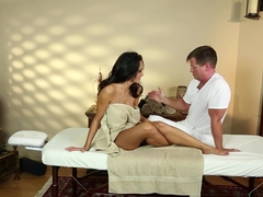 Amazing pornstars Ava Addams, Eric Masterson in Fabulous Brunette, Facial sex video