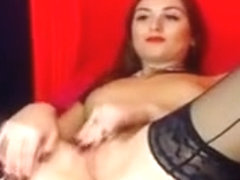 So Hot and Horny Camgirl Babe Strip and Masturbate